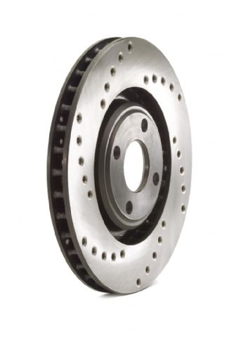 Cross Drilled Brake Disc